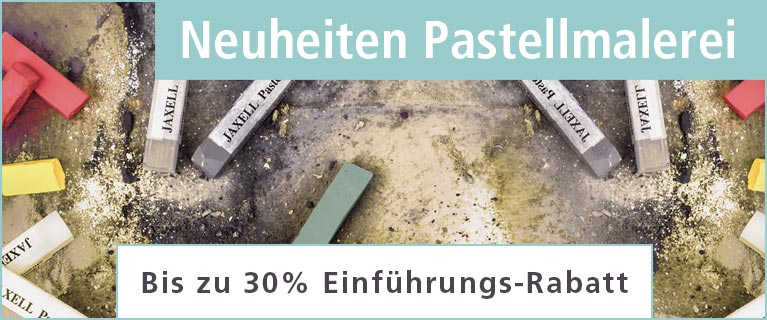 Neuheiten Pastellmalerei - bis zu 30% Einführungsrabatt