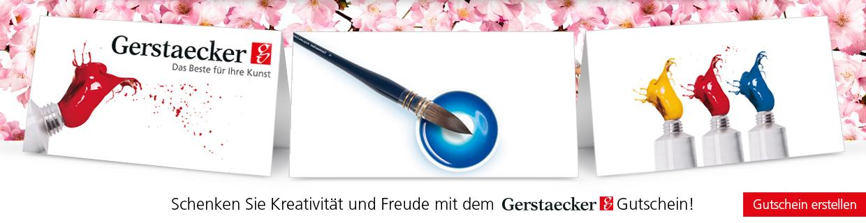 Gerstaecker Geschenkgutscheine