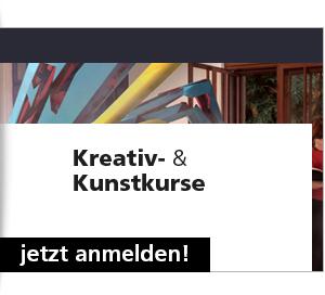 Kreativ- & Kunstkurse